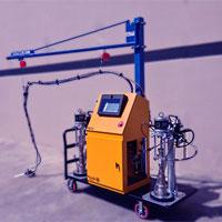 Equipamentos Bicomponentes Fluidic System